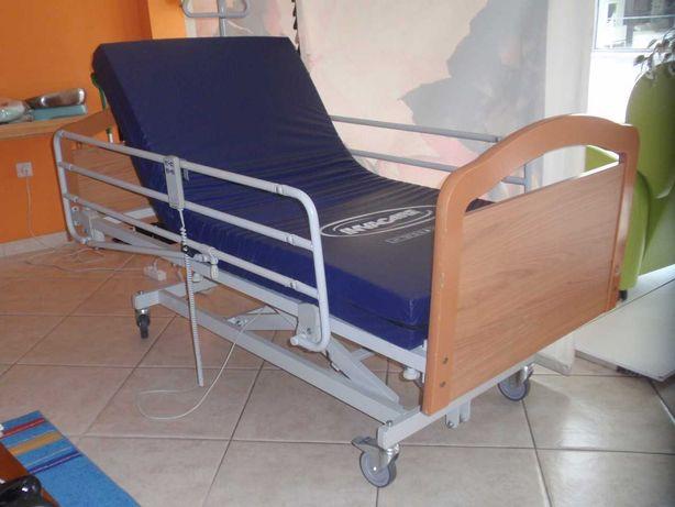 ALUGA-SE cama articulada  completa!