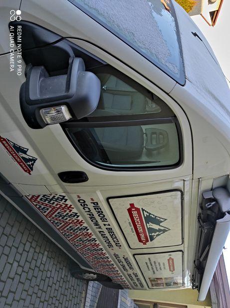 Food Truck Pełne wyposażenie
