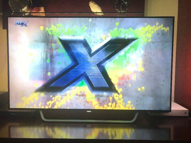 """OLED 4K TV 55"""" Philips 55POS9002/12 -powidoki"""