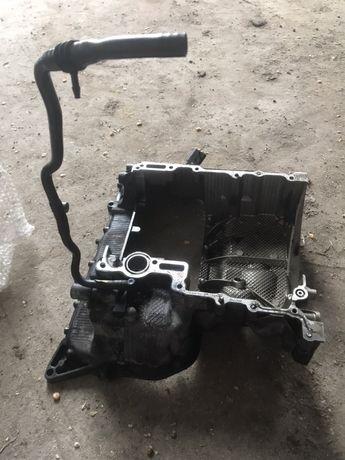 Czesci do silnika audi a6 c7 CDUD 3.0 miska pompa wody