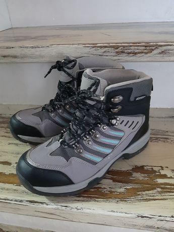 Crivit lekkie buty trekkingowe, wodoodporne, oddychające r. 38