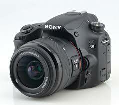 Sony Alfa 58 + obiektywy
