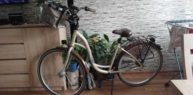Rower Damka koła 28