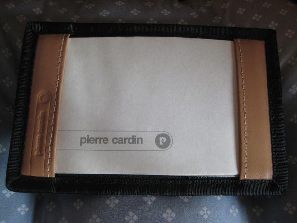 Suporte com Bloco de notas Pierre Cardin (Novo)