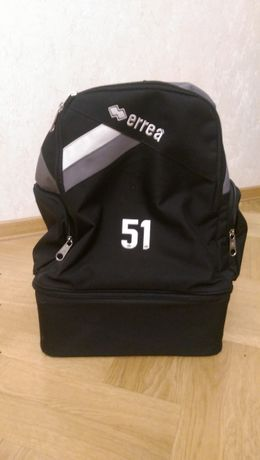 Errea спортивный рюкзак