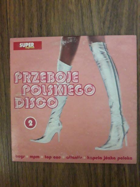 Przeboje polskiego disco 2.