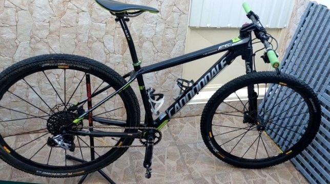 JF-bikes Bicicletas carbono Cannondale Fsi 29 carbon tamanho M