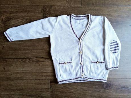 Rozpinany sweter NEWBIE, rozmiar 80