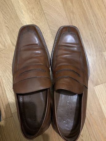 Sapato Homem em pele