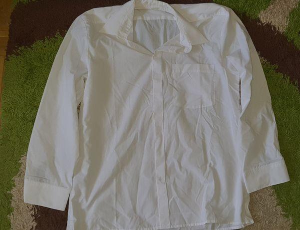 Biała koszula na długi rękaw.. rozm. 42 / 176..