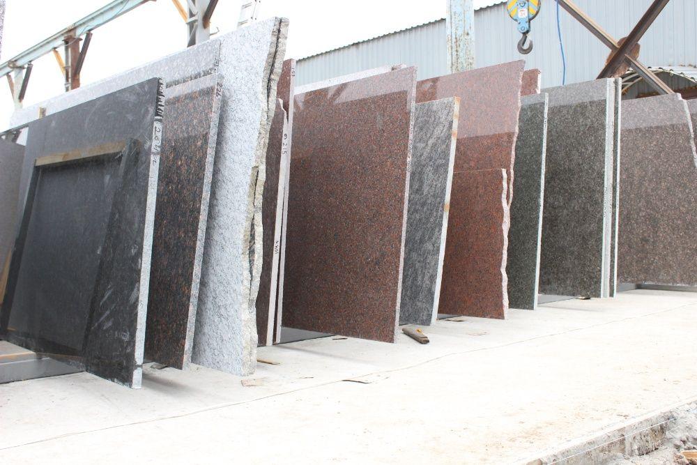 Гранитные плиты (слэбы) Запорожье - изображение 1