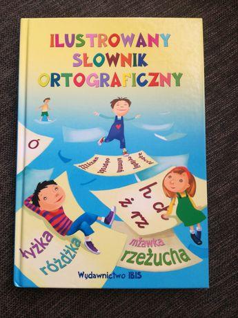 Słownik ortograficzny ilustrowany
