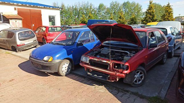 AUTO-KASACJA skup złomu i metali kolorowych