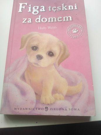 Książka Figa tęskni za domem