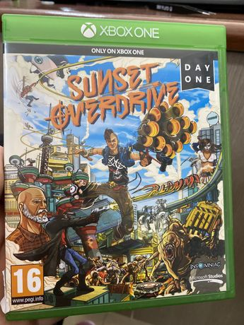 Sunset Overdrive / xbox one