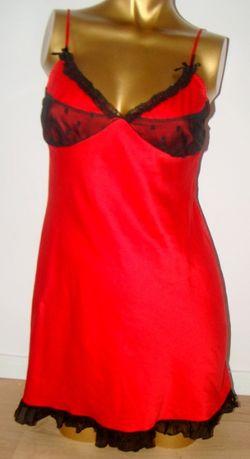 Koszulka nocna 42 XL Triumph czerwona