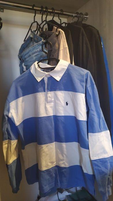 Polówka z długimi rękawami Polo Ralph Lauren rozmiar S Longsleeve Skierniewice - image 1