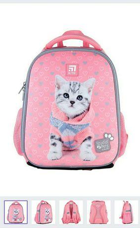 Рюкзак школьный каркасный младшие классы