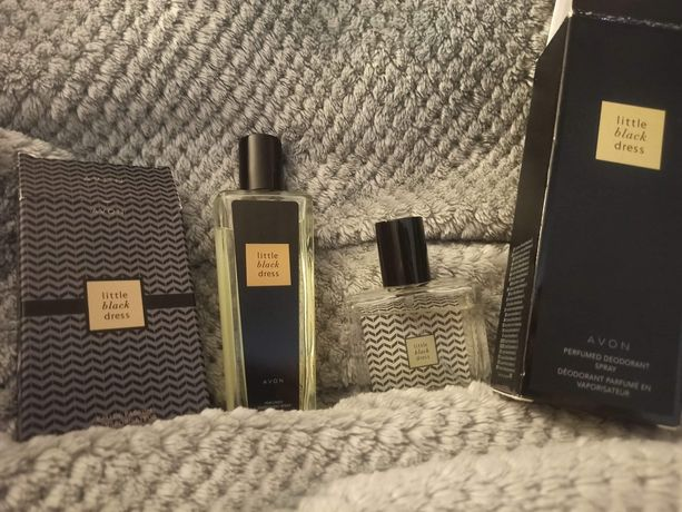 Zestaw perfum little black dress