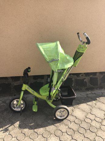 Велосипед з ручкою