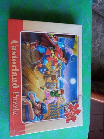 Nowe pirackie puzzle 120 elementów
