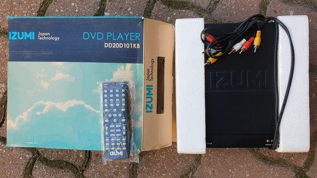 DVD odtwarzacz IZUMI NOWY, nie używany