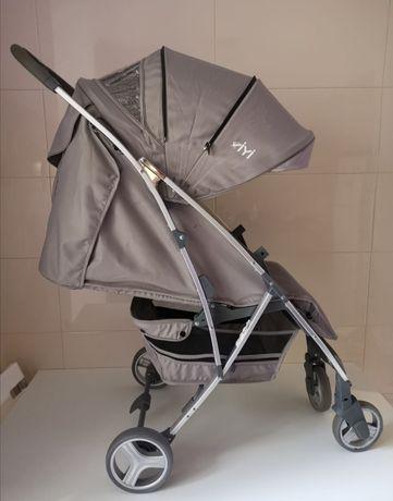 Carrinho de bebé urgente