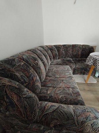 Kanapa z funkcją spania, sofa, narożna