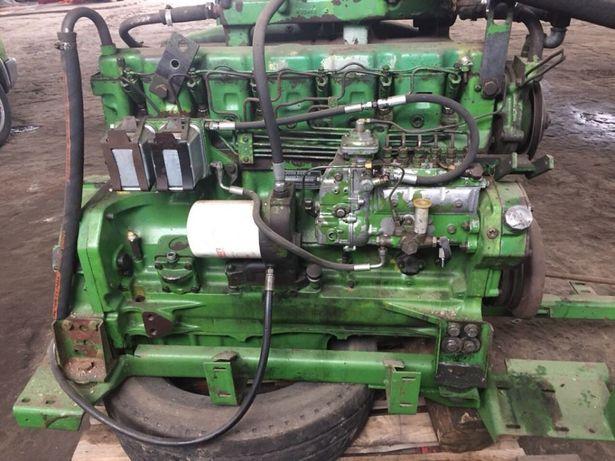 Двигатель комбайн john deere 1188,редуктора2264,2066