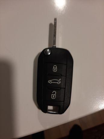 kluczyk do peugota