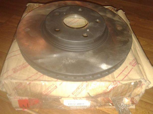 Тормозной диск Camry 30 4351248011