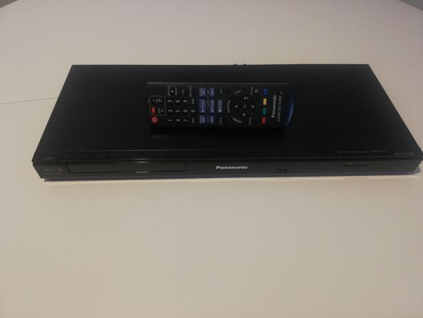 Odtwarzać blu ray Panasonic DMP-BD75