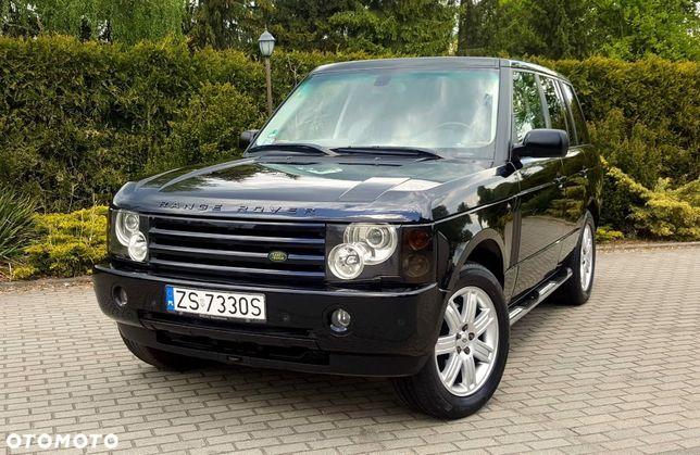 Land Rover Range Rover Zadbany, Full Opcja, Zarejestrowany,
