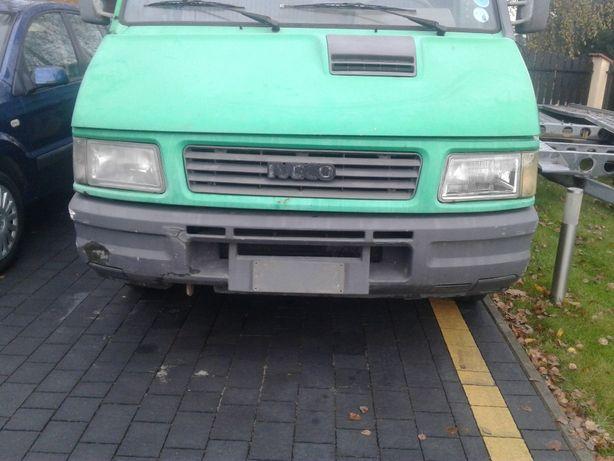 Zderzak Przód Przedni IVECO DAILY Bus Dostawczak Bliźniak Kiper Paka
