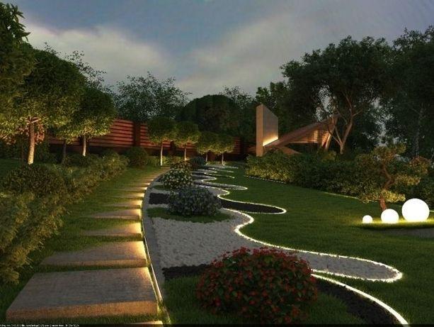 Ландшафтный дизайн,проектирование,благоустройство,озеленение