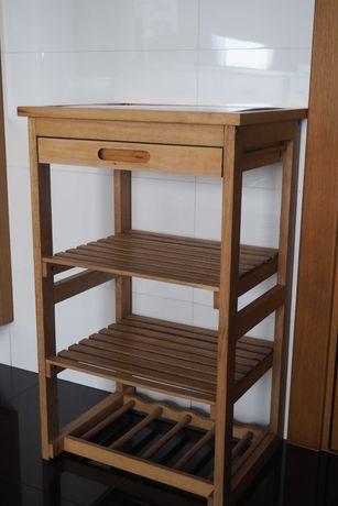 mesa de apoio cozinha
