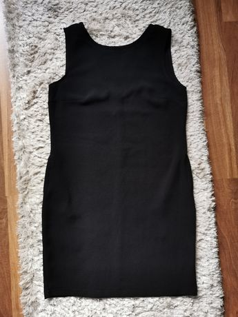 Sukienka mała czarna House wycięte plecy rozm M