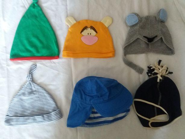Шапки Disney George 6-12м шапочка кепка