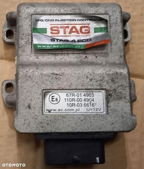 sterownik komputer gaz STAG 4 ECO Łódź - image 1
