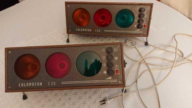 Kolekcja PRL Colorofon C-23  DISCO SHOW
