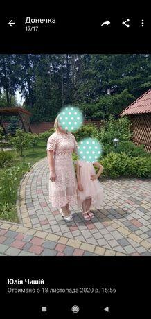 Плаття Family look