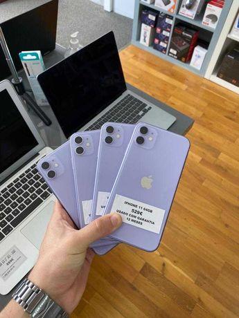 iPhone 11 Roxo 64GB Grade A - Com Garantia