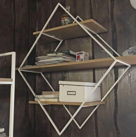 Лофт полки, декор, loft, подставка, для кафе, дома, магазина, дерево