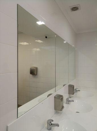 Зеркало настенное без рамы