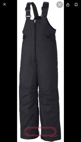 Полукомбенизон комбинезон утепленные штаны columbia xs