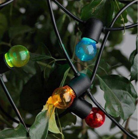 Solvinden ikea łańcuch girlanda insta święta światełka LED choinka