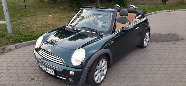 Kabriolet MINI ONE