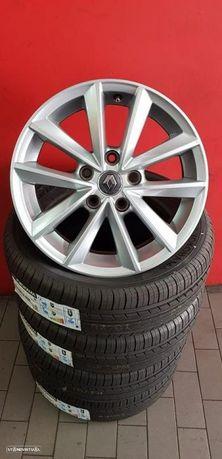 Jantes 16 Originais Renault Megane 4 MOD. 2019 com pneus usados em bom estado
