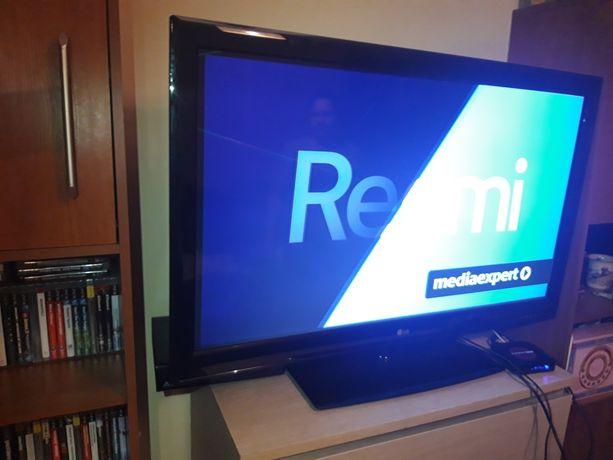 "Telewizor LG 42"" cale LED LCD + Oryginalne Pudełko (obracana stopka)"