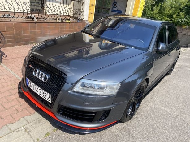 ## Audi RS6 C6 LIFT Super ! ##